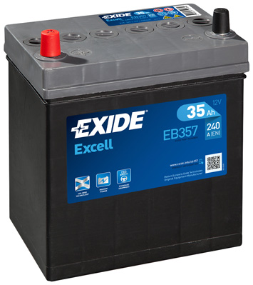АКУМУЛАТОР EXIDE EXCELL35AH EXIDE
