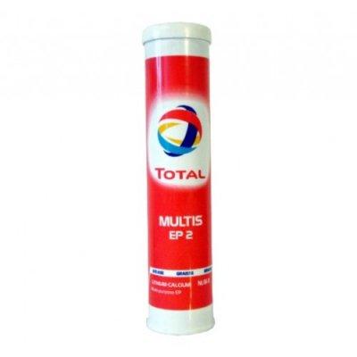 TOTAL MULTIS EP2 0.400 KG. TOTAL