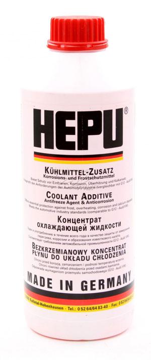 АНТИФРИЗ HEPU P999 G12