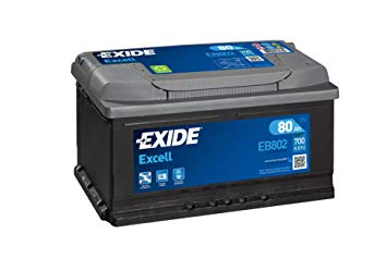 АКУМУЛАТОР EXIDE EXCELL 80AH