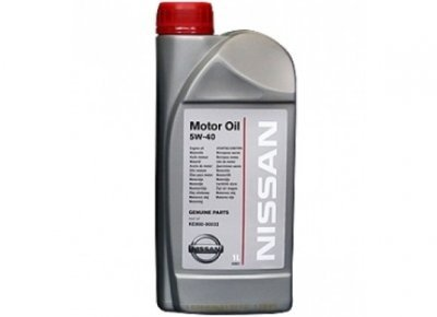 NISSAN OIL SL/CF 10W-40 1L NISSAN