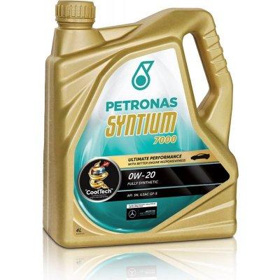 PETRONAS SYNTIUM 7000 0W-20 - 4L PETRONAS