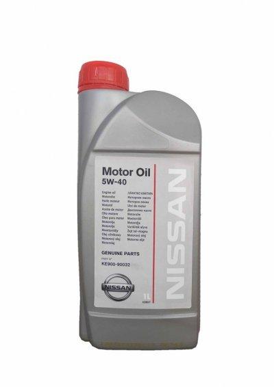 NISSAN OIL SN/CF 5W-40 1L NISSAN