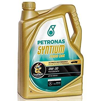 PETRONAS SYNTIUM 7000 E 0W-30 - 5l PETRONAS