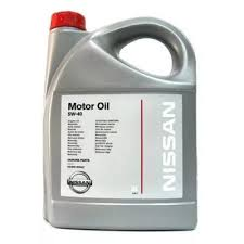 NISSAN OIL SN/CF 5W-40 5L NISSAN