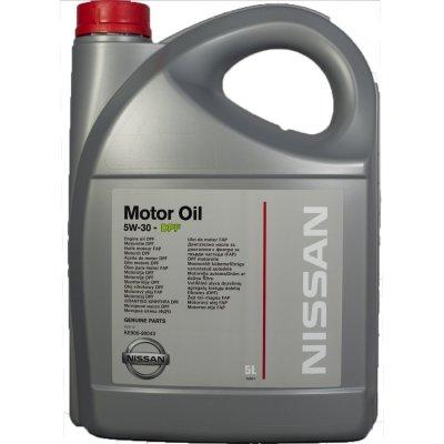 NISSAN OIL DPF 5W-30 5L NISSAN