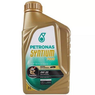 PETRONAS SYNTIUM 7000 0W-20 - 1L PETRONAS