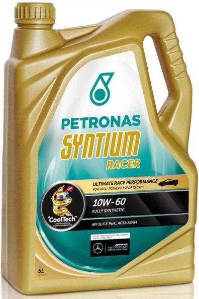 PETRONAS SYNTIUM RACER 10W-60 - 5l PETRONAS