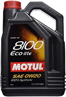 MOTUL 8100 ECO-LITE 0W-20 5L MOTUL