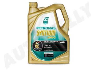 PETRONAS SYNTIUM 3000 E 5W-40 - 5L PETRONAS