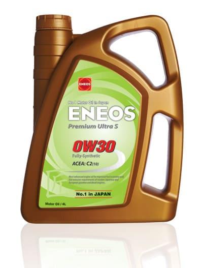 ENEOS PREMIUM ULTRA 0W-30 4L ENEOS