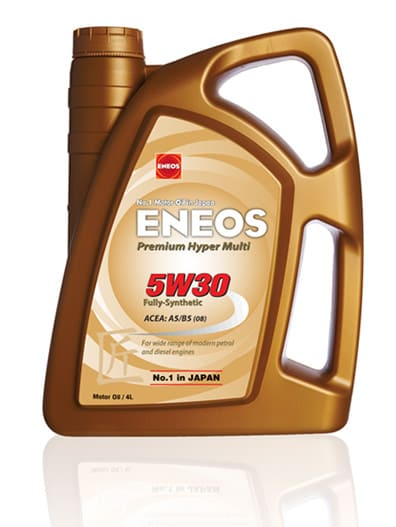 ENEOS PREMIUM HYPER MULTI 5W-30 4L ENEOS