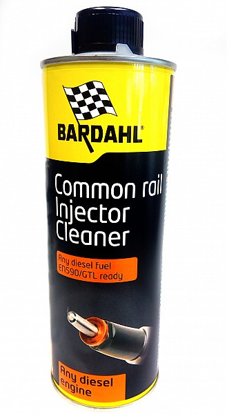 ДОБАВКА Bardahl - Injector Cleaner 6 in 1 - дизел