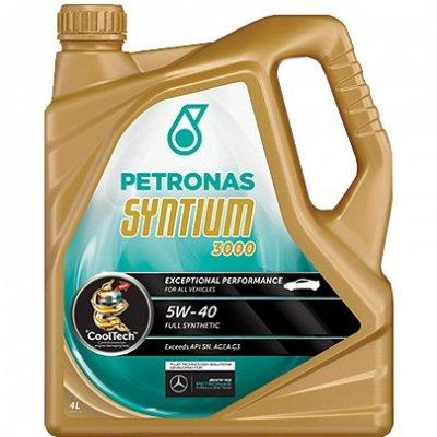 PETRONAS SYNTIUM 3000 E 5W-40 - 4L PETRONAS
