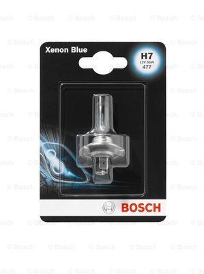 КРУШКА H7 12V 55W PX26d XN Blue BOSCH