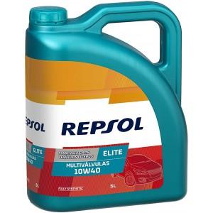 REPSOL ELITE MULTIVALVULAS 10W-40 5L REPSOL