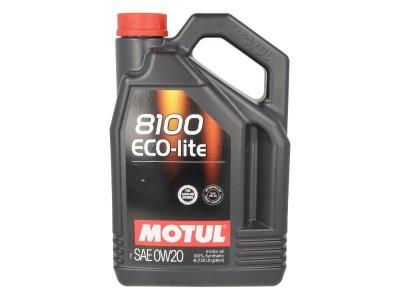 MOTUL 8100 ECO-LITE 0W-20 4l MOTUL