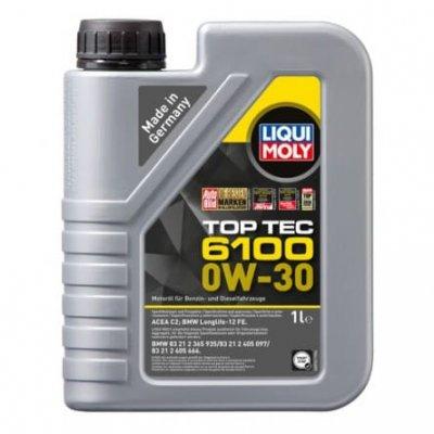 LIQUI MOLY Top Tec 6100 0W-30  1L LIQUI MOLY