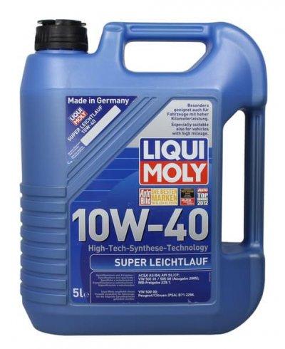 LIQUI MOLY Super Leichtlauf 10W-40  5L LIQUI MOLY
