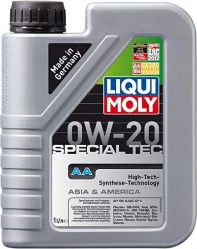 LIQUI MOLY Special Tec AA 0W-20  5L LIQUI MOLY