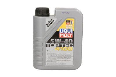 LIQUI MOLY TOP TEC 4100 5W-40 1L LIQUI MOLY