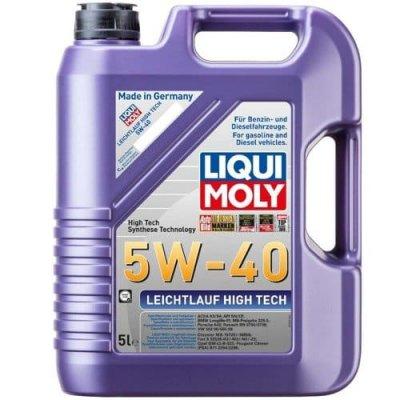LIQUI MOLY Leichtlauf HT 5W-40 5L LIQUI MOLY