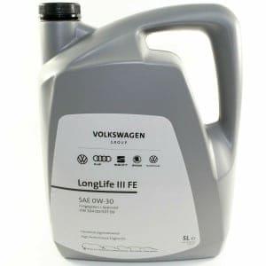OEM VAG FE LONG LIFE III 0W-30 5L Volkswagen