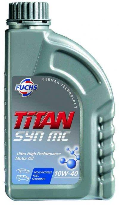 TITAN SYN MC 10W-40 1L