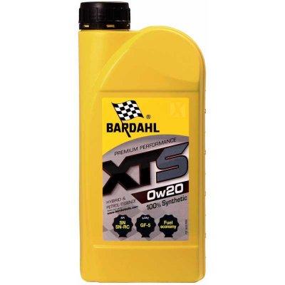 BARDAHL XTS 0W-20 1L BARDAHL