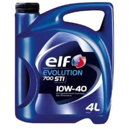 ELF EVOLUTION 700 STI 10W-40 4L ELF