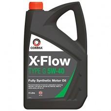 Comma X-Flow Type G 5W-40 5L COMMA