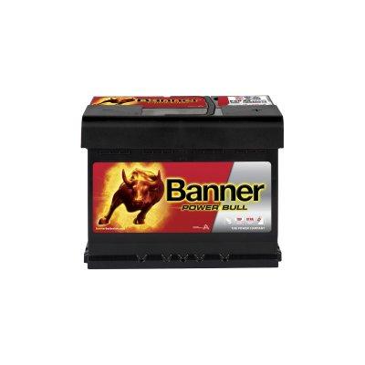 BANNER POWER BULL 60AH 540A R+ BANNER