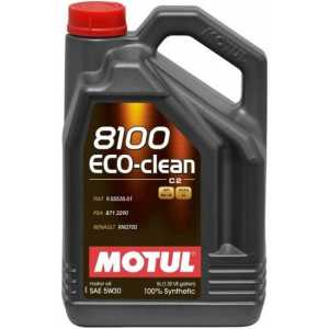MOTUL 8100 ECO-CLEAN 5W-30 5L MOTUL