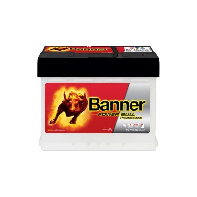 BANNER POWER BULL PRO 63AH 600A R+