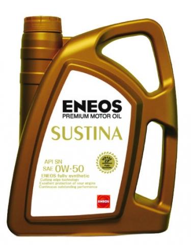 ENEOS SUSTINA 0W-50 4L ENEOS