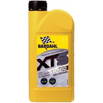 BARDAHL XTS 10W-60 1L BARDAHL