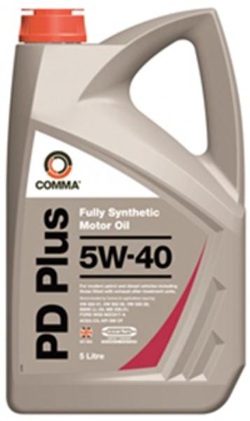 Comma PD Plus 5W-40 5L COMMA