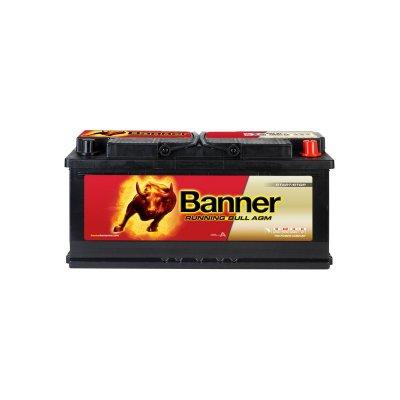 BANNER RUNNING BULL AGM 105AH 950A R+ BANNER