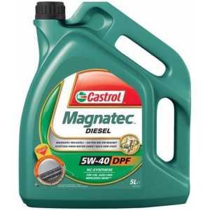 CASTROL MAGNATEC DIESEL 5W-40 DPF 5L CASTROL