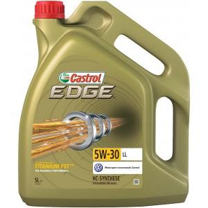 CASTROL 5W-30 EDGE LL 5L CASTROL