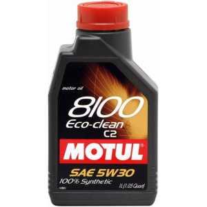 MOTUL 8100 ECO-CLEAN 5W-30 1L MOTUL