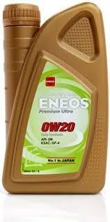 ENEOS PREMIUM ULTRA 0W-20 1L ENEOS