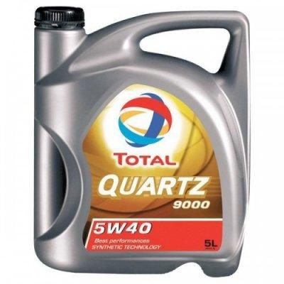 TOTAL QUARTZ 9000 5W-40 5L TOTAL