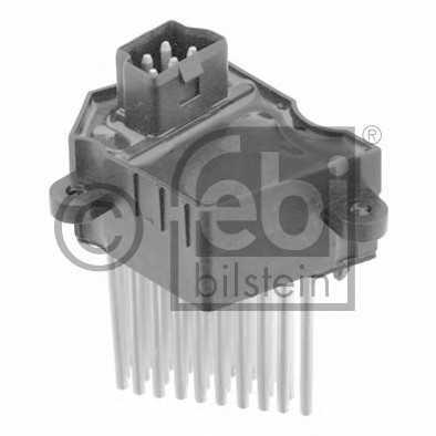 управляващ блок, отопление/ вентилация FEBI BILSTEIN