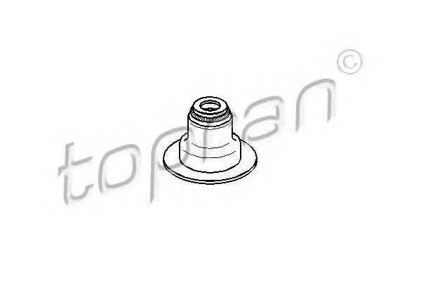 гумичка на клапан, уплътн. пръстен, стъбло на кл. TOPRAN