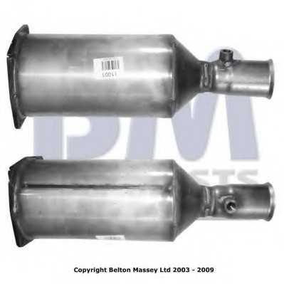 филтър за сажди/твърди частици, изпускателна система BM CATALYSTS