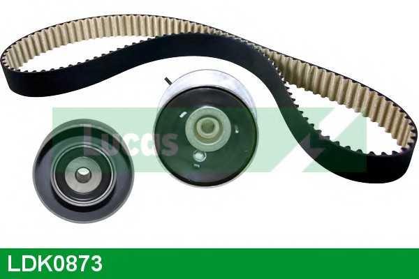 комплект ангренажен ремък LUCAS ENGINE DRIVE