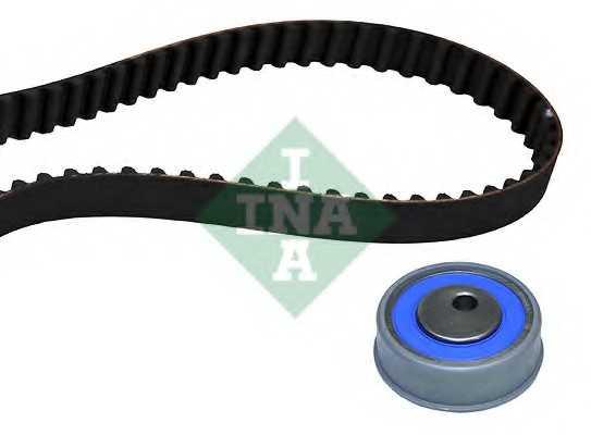 комплект ангренажен ремък INA