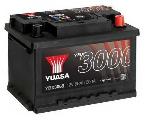 стартов акумулатор YUASA