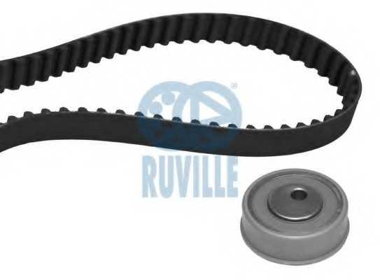 комплект ангренажен ремък RUVILLE